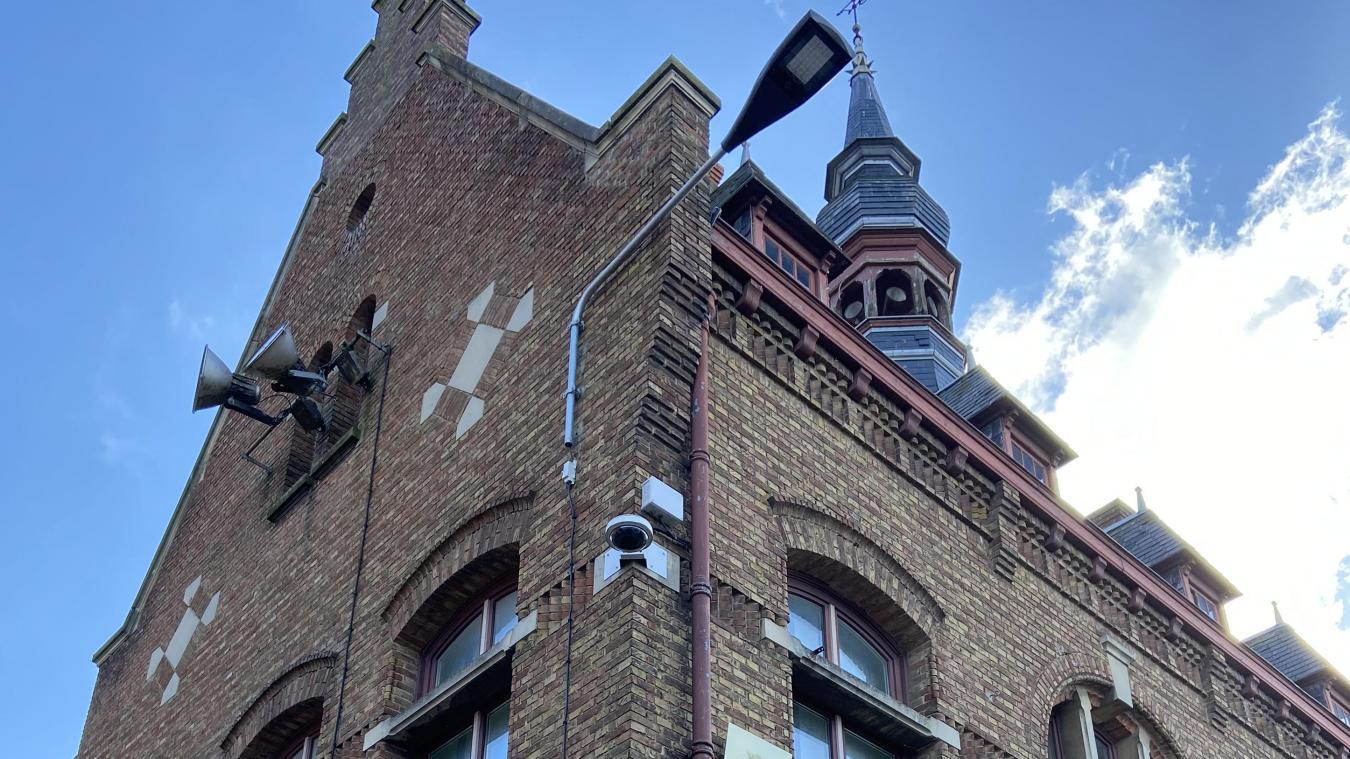 D'autres caméras, comme celles installées en mairie de Laventie, devraient être déployées en ville.