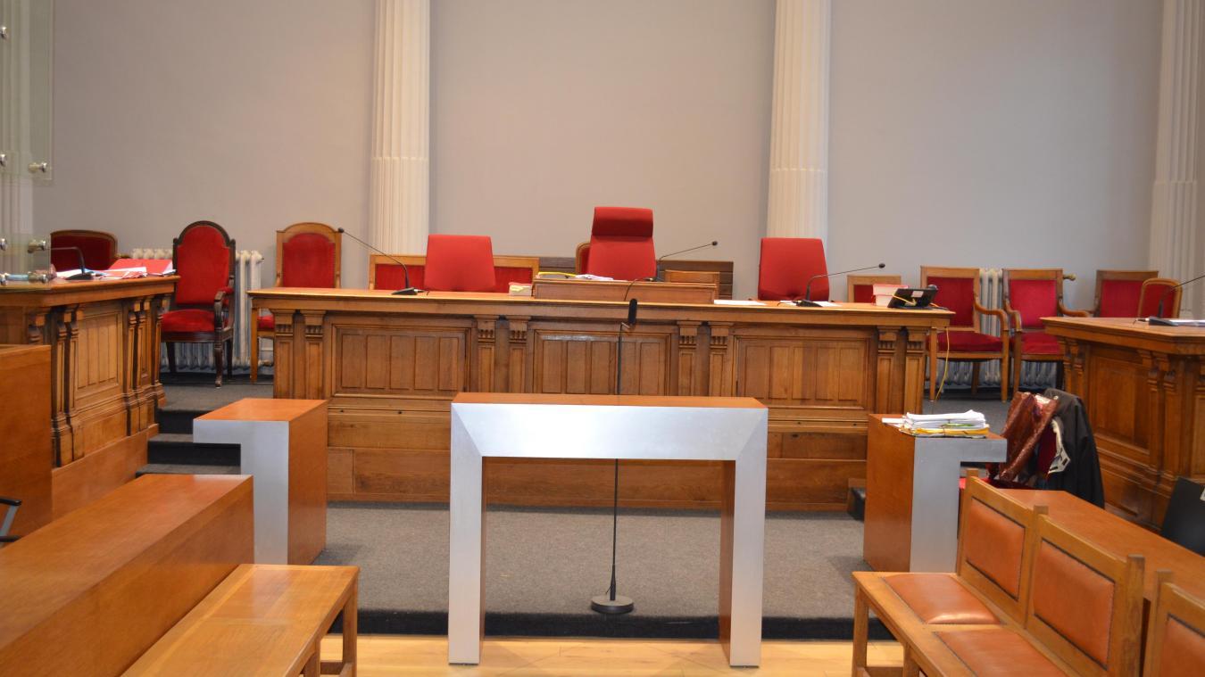 L'affaire a été jugée au tribunal corectionnel de Boulogne.