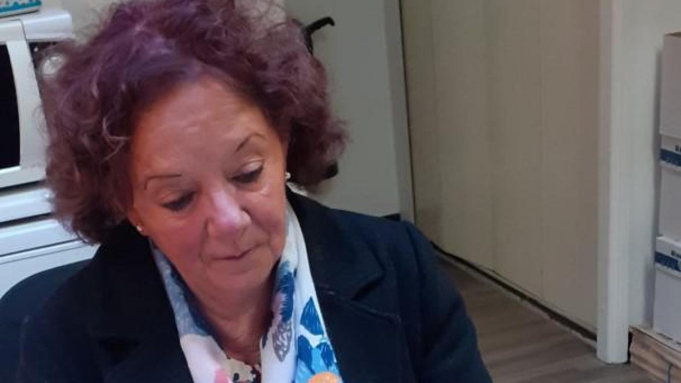 Nicole Cornard comprend que son changement de situation entraîne une baisse de l'APL, mais elle ne s'attendait pas à une telle baisse.