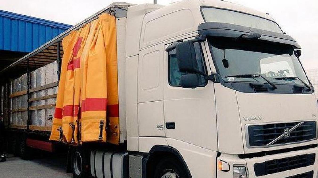 Les camions transportaient des tonnes de bière vers la Grande-Bretagne sans payer les taxes.