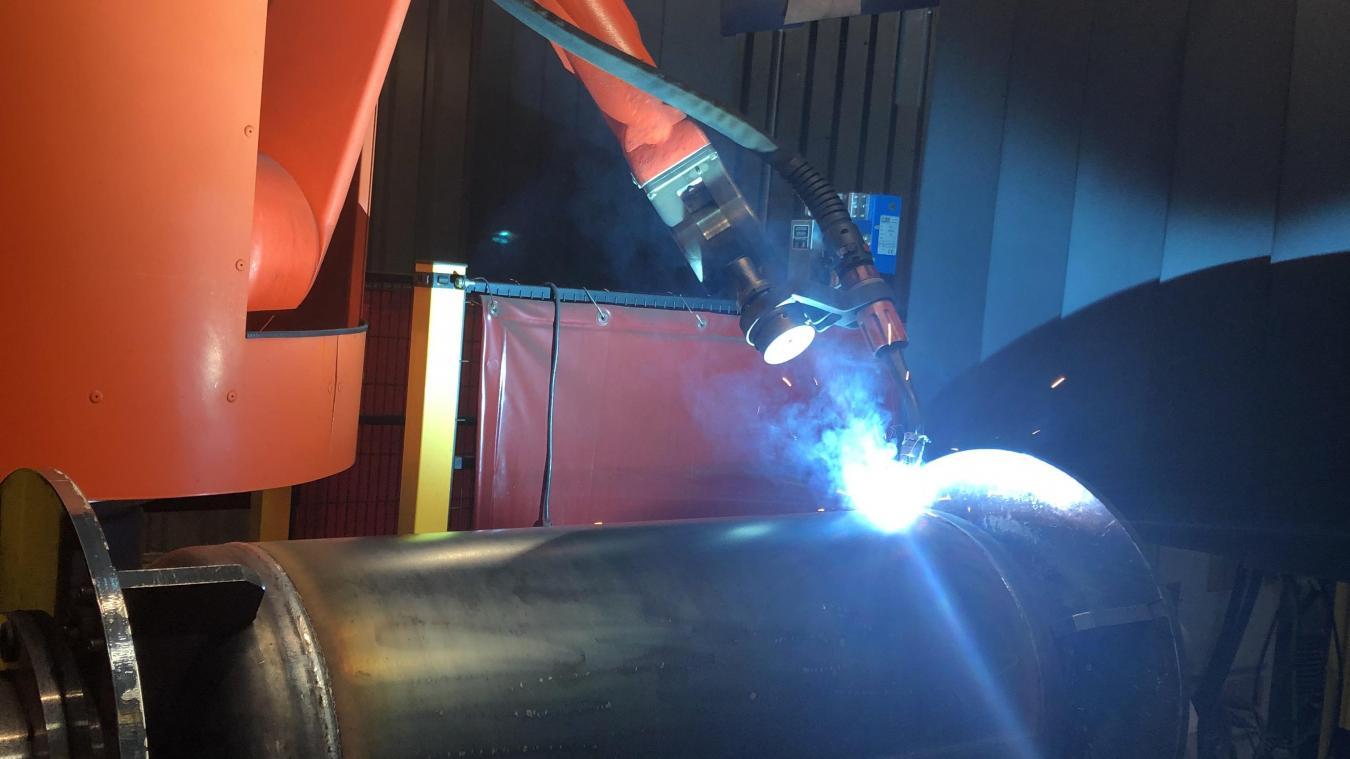 L'entreprise Inveho UAB est spécialisée dans la maintenance et la réparation de wagons pour le fret ferroviaire.