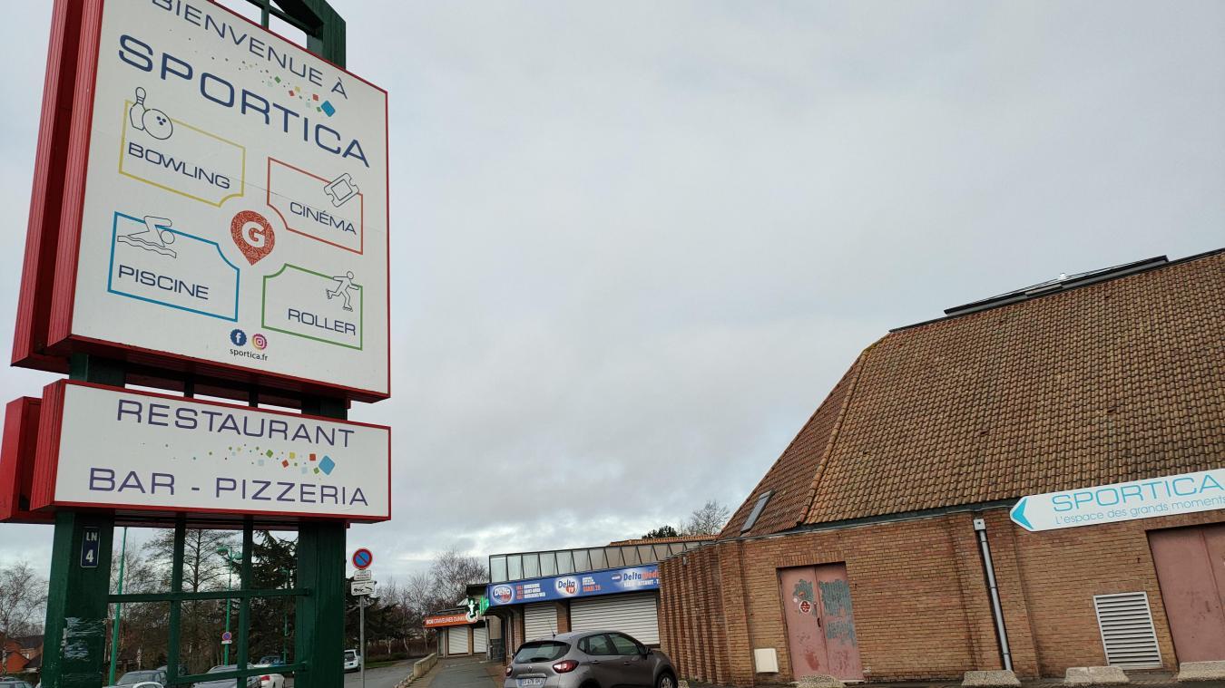 Après un centre de dépistage, Sportica se prépare à accueillir un centre de vaccination dès ce week-end.