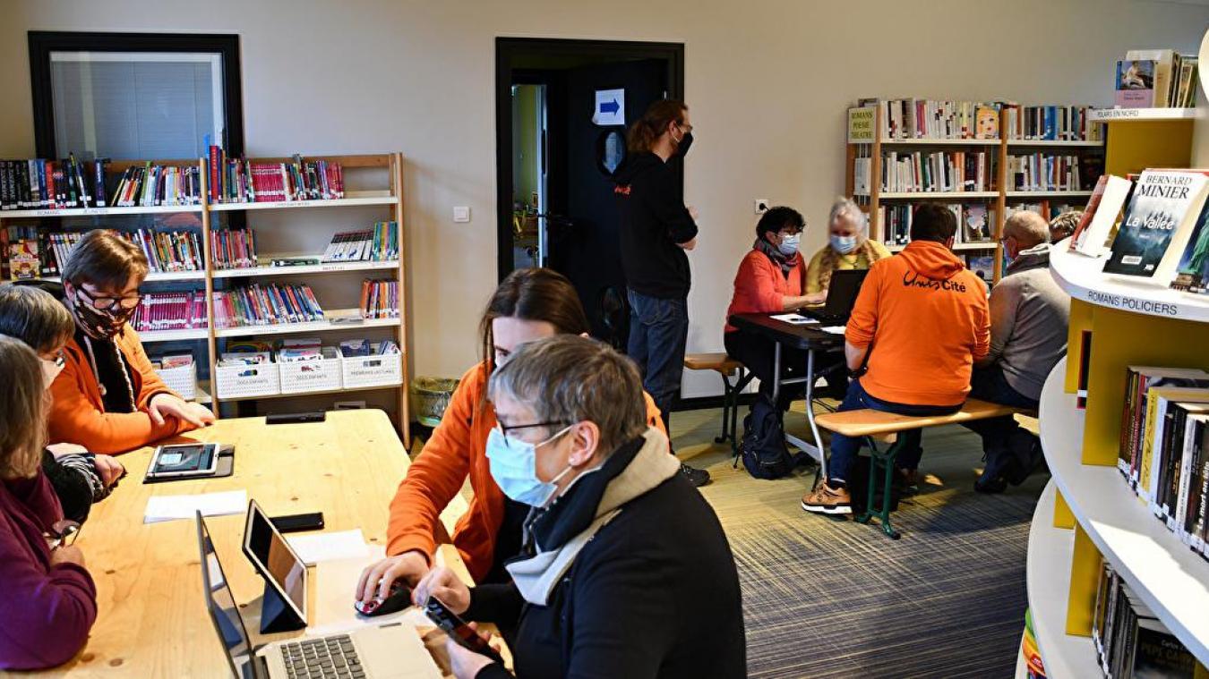L'Aseec organisera, à Volckerinckhove, des ateliers pour découvrir le numérique à la fin du printemps.