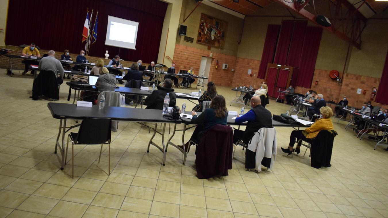 Les élus berguois ont discuté de la rénovation de l'éclairage public lors du dernier conseil municipal, le 22 février.
