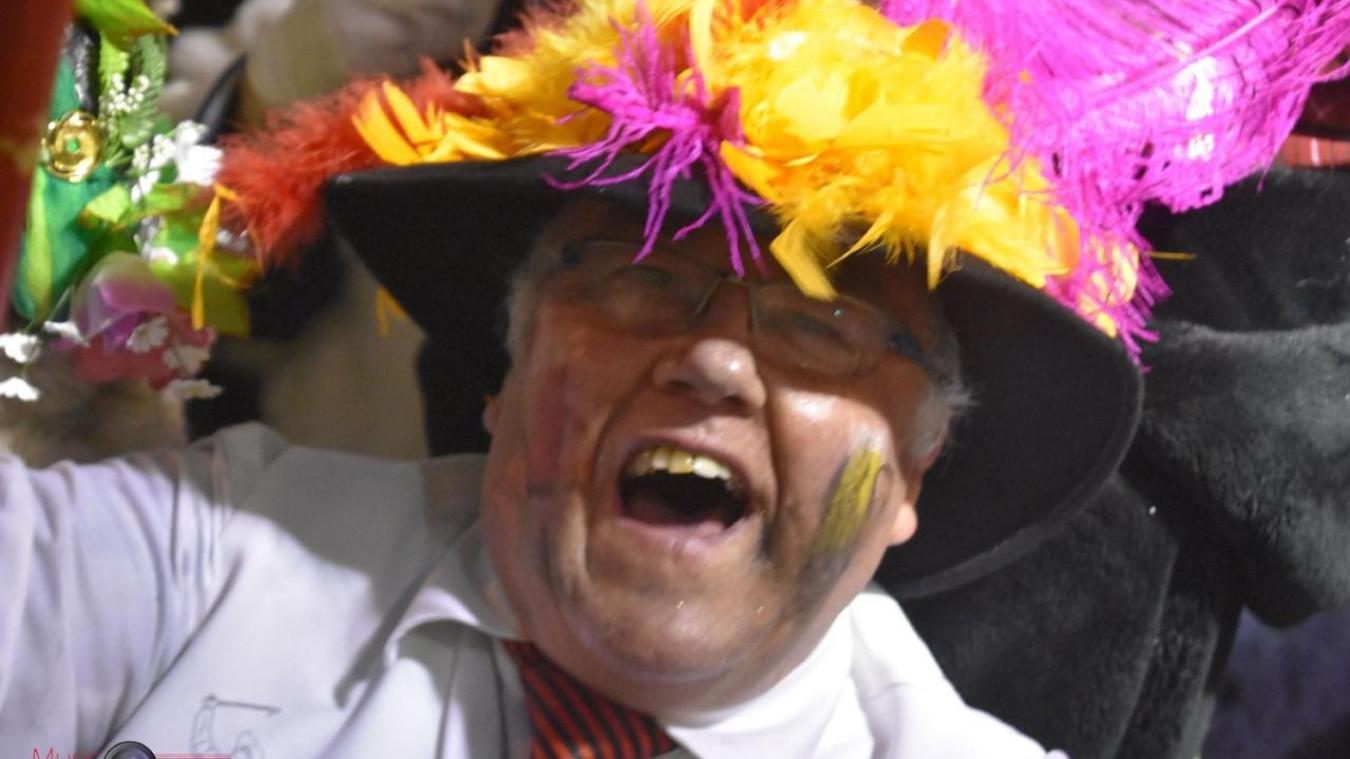 Carnavaleux dans l'âme, Joël Vasseur a créé les Joyeux berguenards en 1981.
