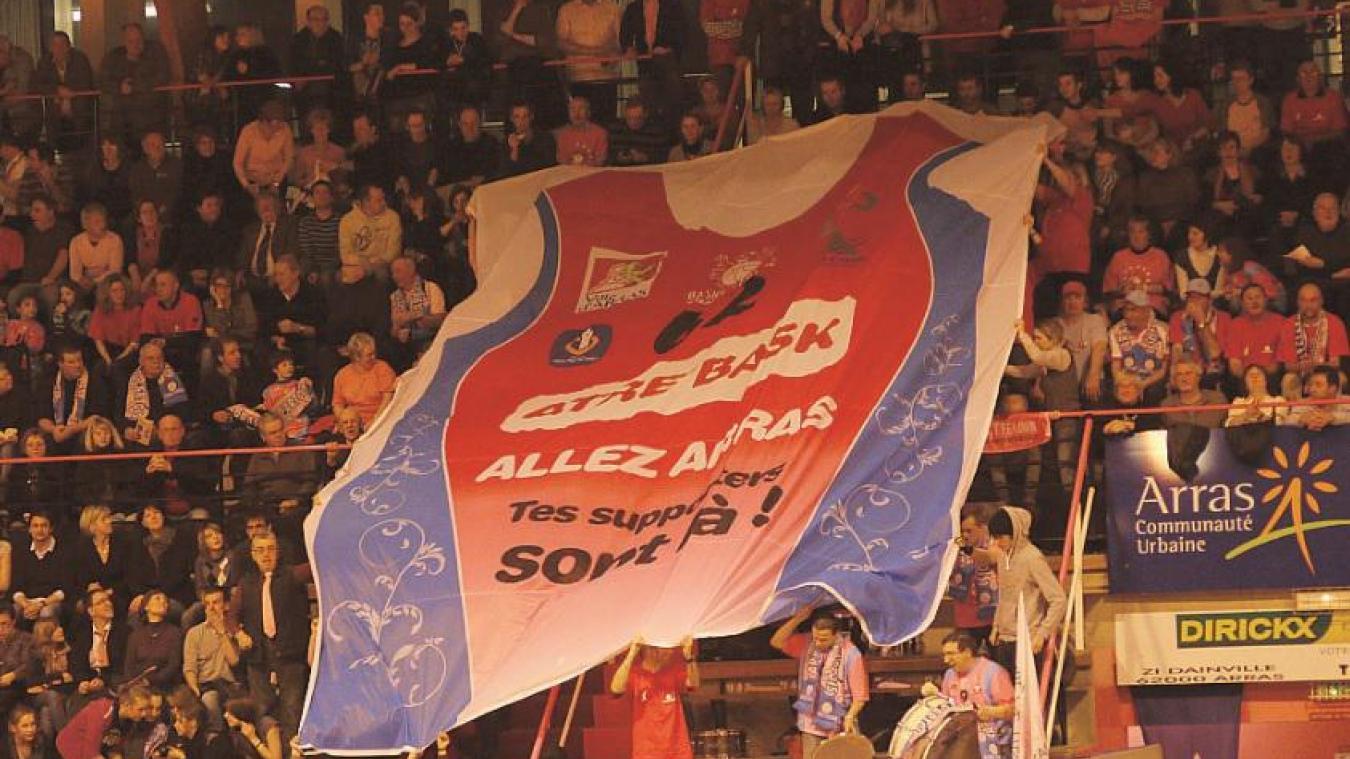Il y a dix ans, Arras pays d'Artois disputait une finale européenne en basket féminin.