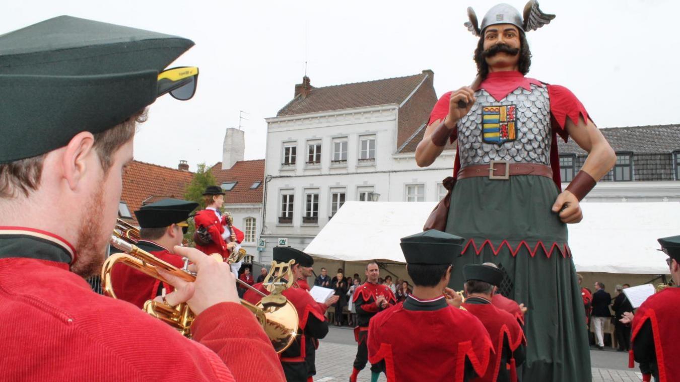 Les géants de Flandre ne seront pas de sortie...