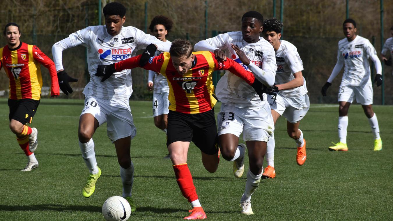 Enzo Daoud a ouvert la voie pour son équipe.