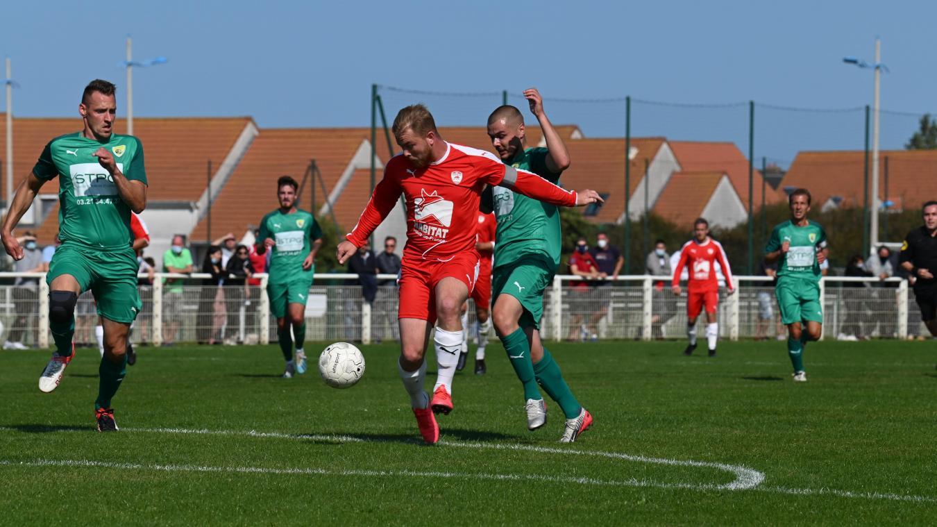 Les clubs amateurs du Calaisis n'ont pas retrouvé la compétition depuis octobre 2020.