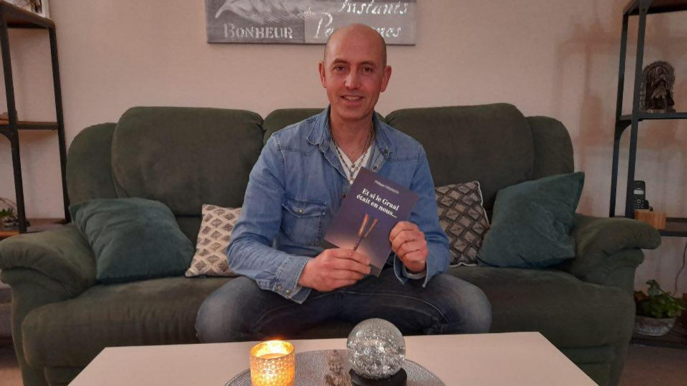 Philippe Chabaud, de Wormhout, a sorti son recueil de textes qui parlent de la connaissance de soi.