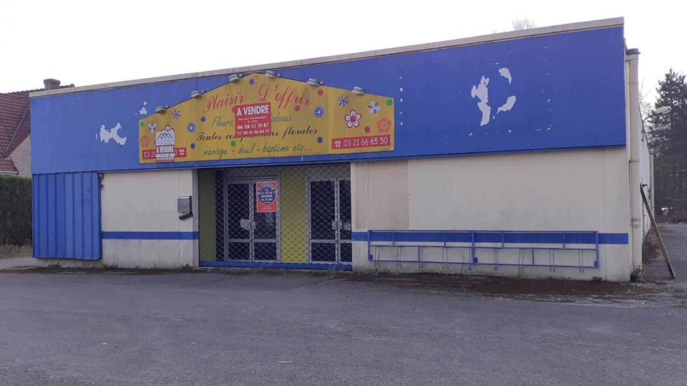 L'ancien magasin Plaisir d'Offrir va être rénové et accueillera de nouveaux clients dans le courant de cette année.
