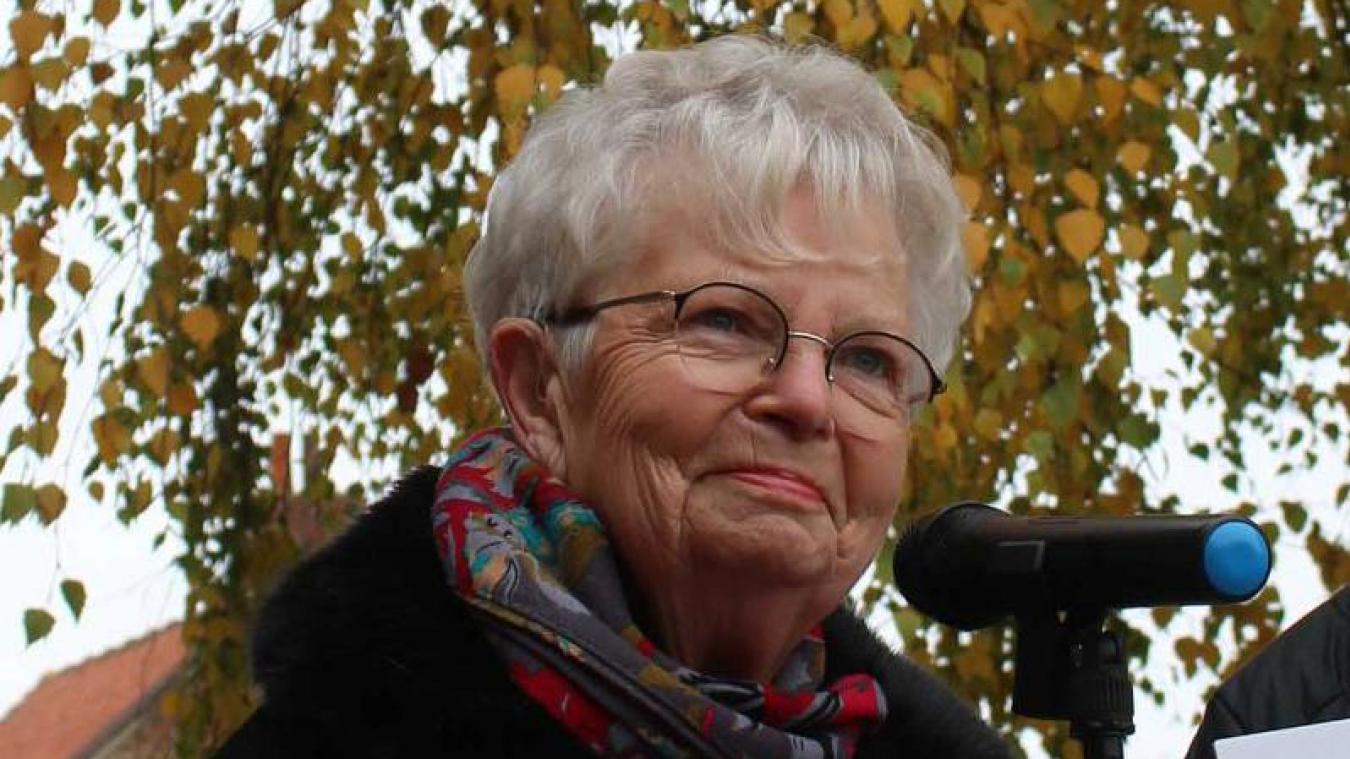 De nombreuses personnes garderont en mémoire le sourire et la bienveillance de Géraldine Hamelin.
