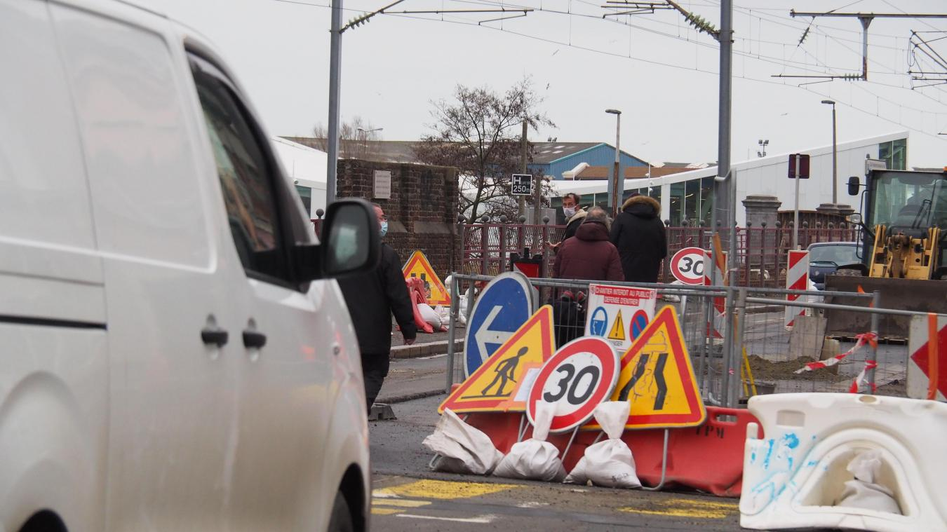 Le Pont Mollien à Calais fermé dès cet après-midi