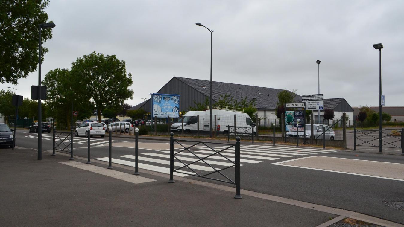 Aurore Van Hecke a perdu la vie après avoir été renversée à proximité de la gare de Bailleul, en juillet 2019.