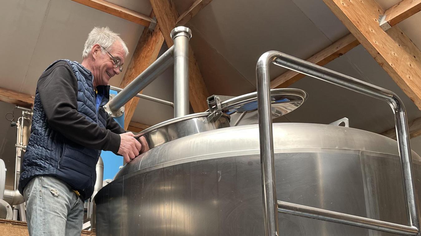 Le gagnant aura la chance de venir brasser sa bière à la brasserie Thiriez.