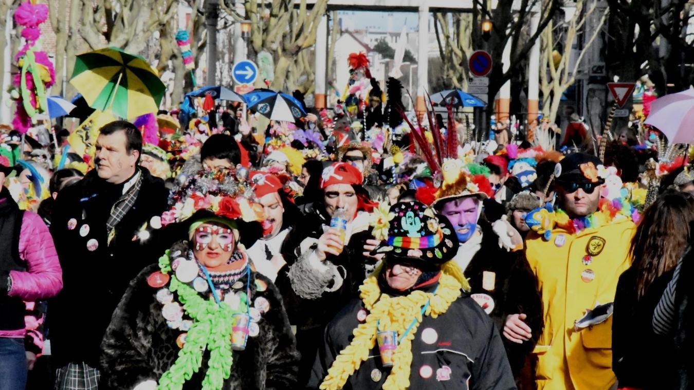 Les carnavaleux devront venir avec leurs propres clet'ches et berguenards.