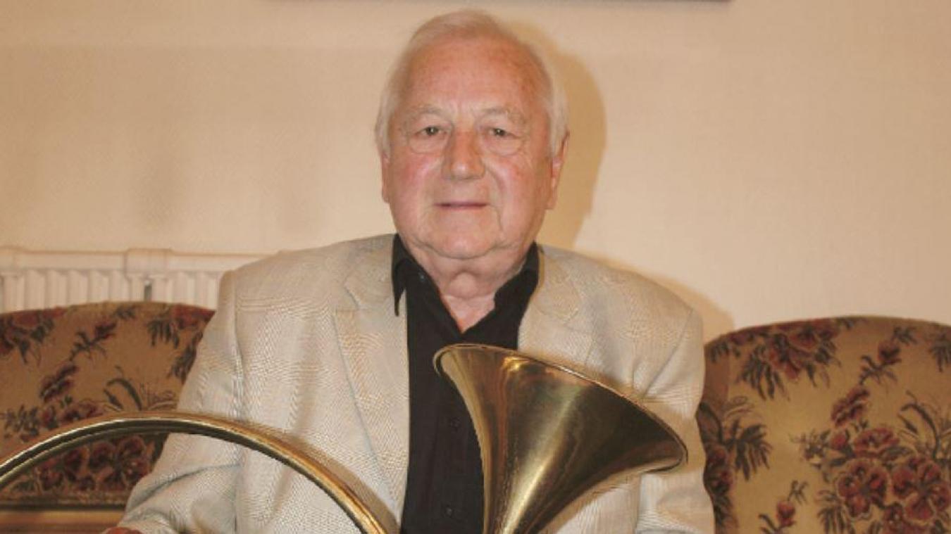 Jean-Pierre Coelenbier, en 2012. Sa femme et lui ont toujours adoré chiner. Pas étonnant, donc, que le Dunkerquois ait créé le Marché aux puces international de Dunkerque (Mapid).
