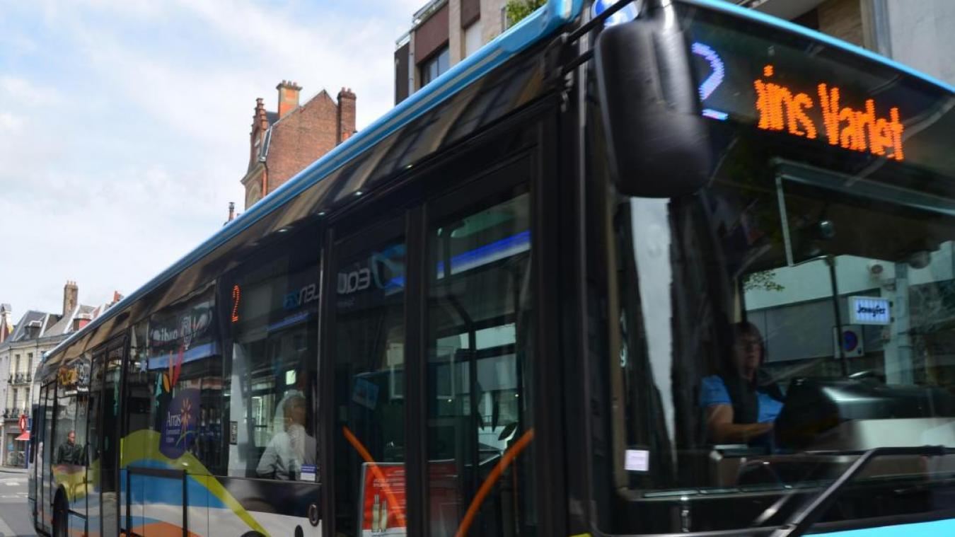 Le 6 mars, en début d'après-midi, un conducteur de bus Artis a été agressé verbalement à Saint-Laurent-Blangy.