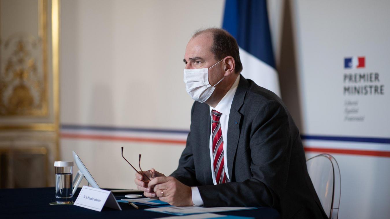 Jean Castex tiendra une conférence de presse jeudi 18 mars avec Olivier Véran.