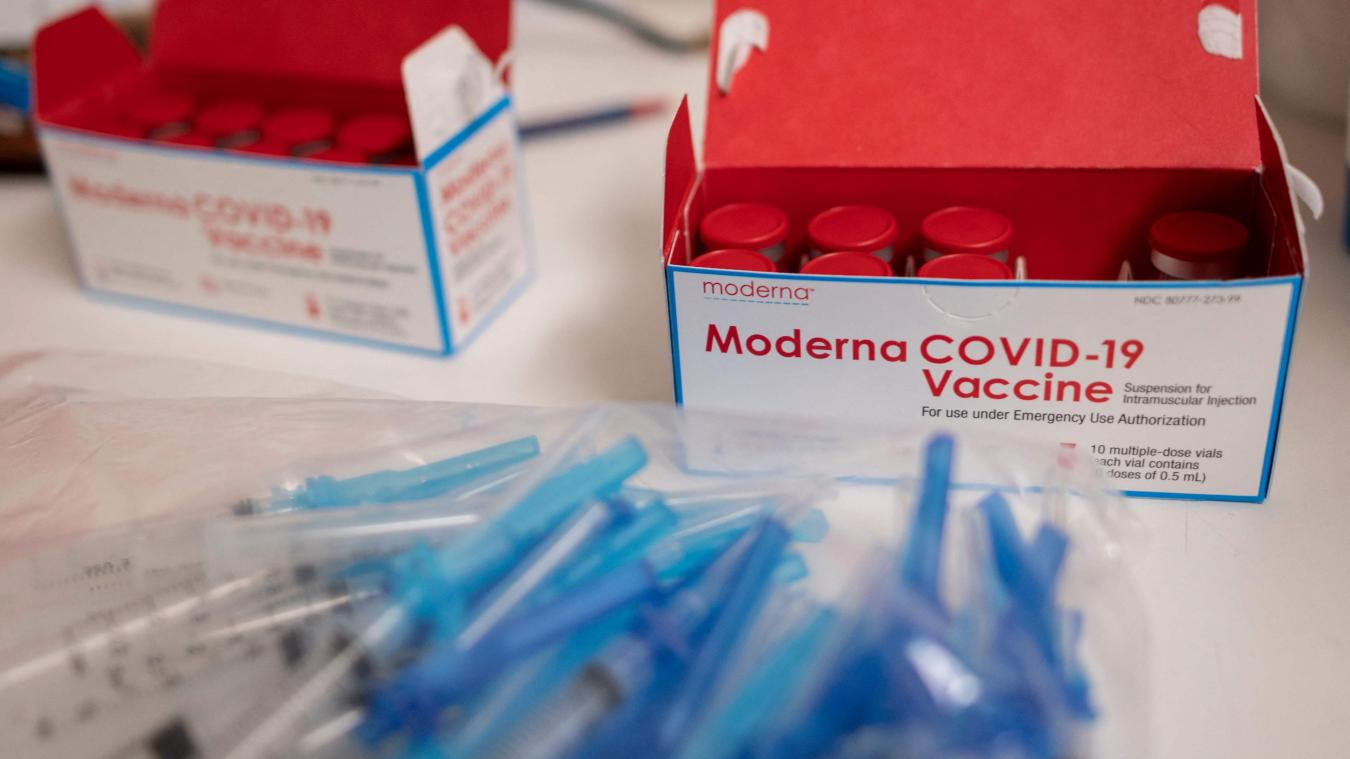 Coronavirus : Calais va recevoir 2500 doses du vaccin Moderna