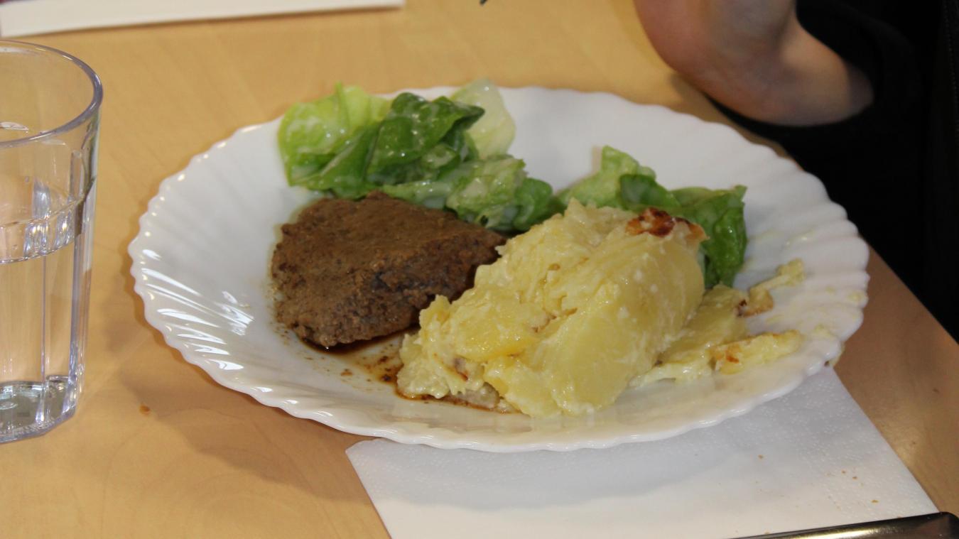 Comme Cassel et Hazebrouck, Steenvoorde veut miser sur la cuisine avec des produits locaux.