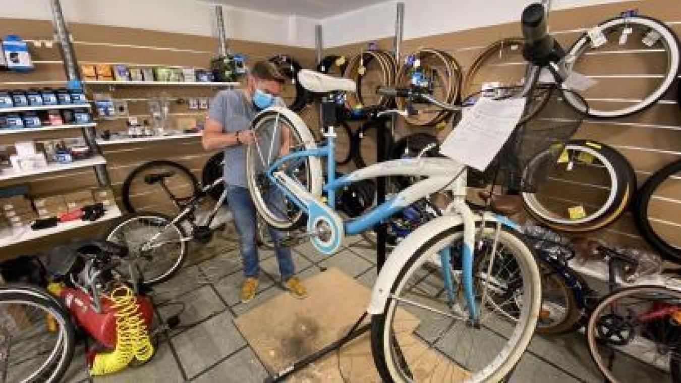 Saint-Omer : une aide pour l'achat d'un vélo