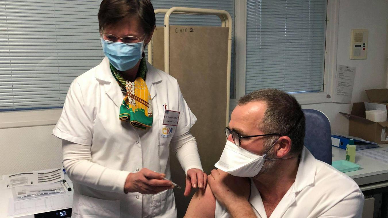 Ce week-end, 200 Étaplois vont pouvoir bénéficier d'une première dose du vaccin Moderna.