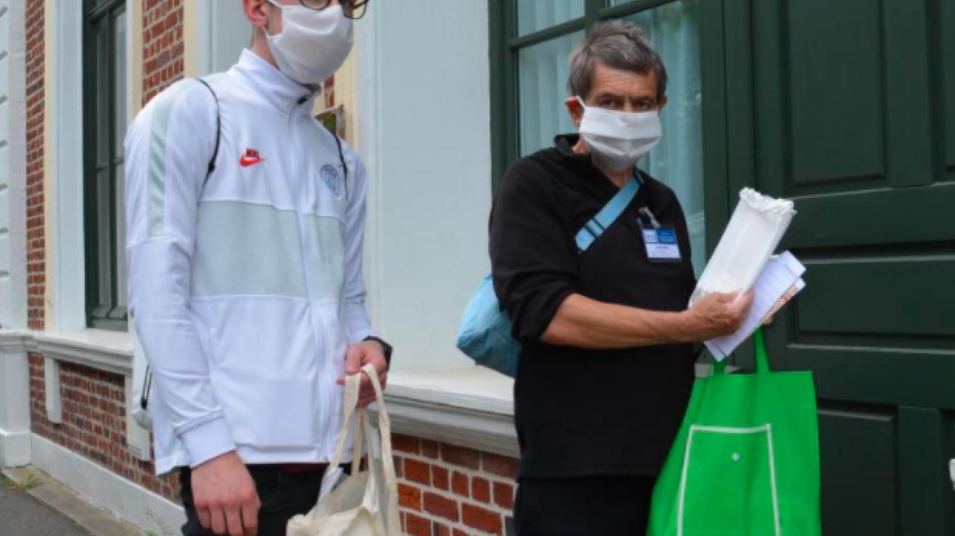 Des centaines de milliers d'euros ont été investis par les communes pour affronter la crise sanitaire.
