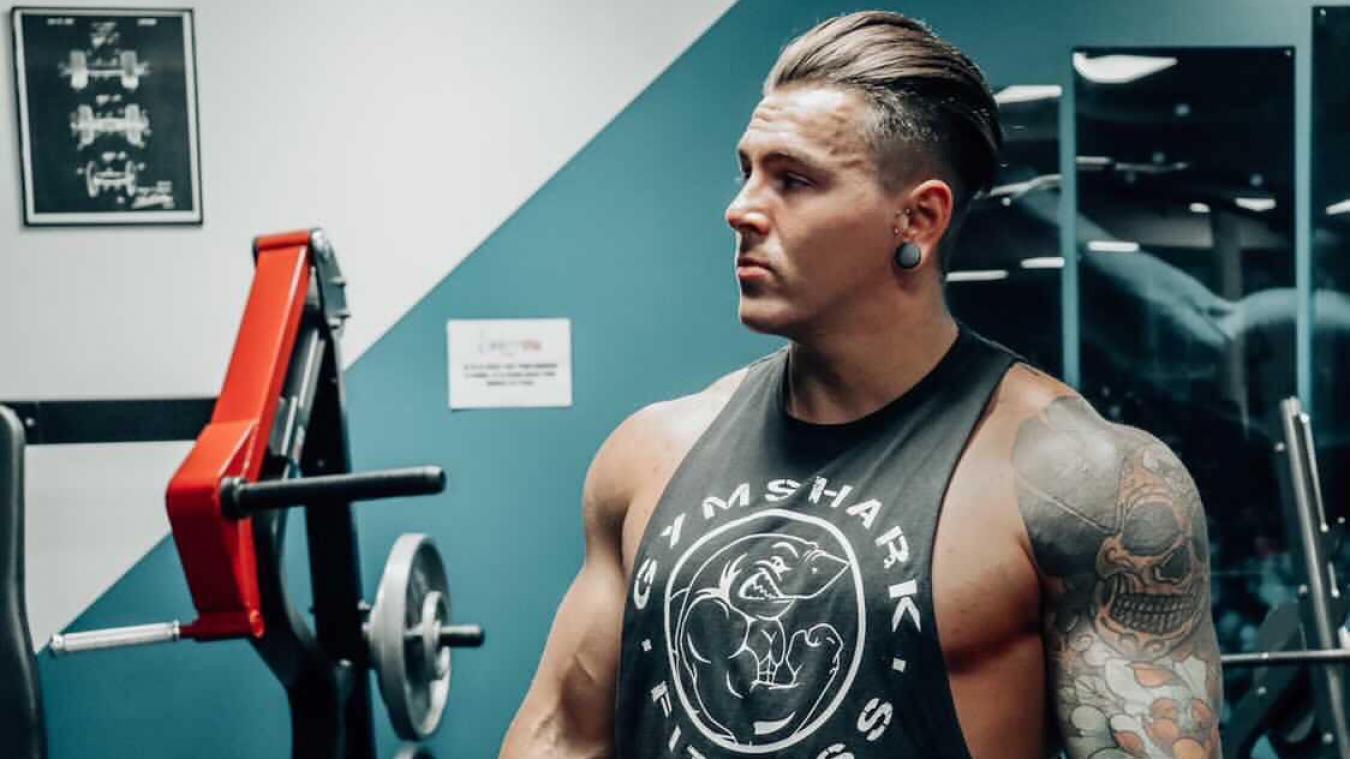 Grande-Synthe : Marlon Pattyn prépare sa troisième compétition de Bodybuilding. Il espère atteindre le podium.