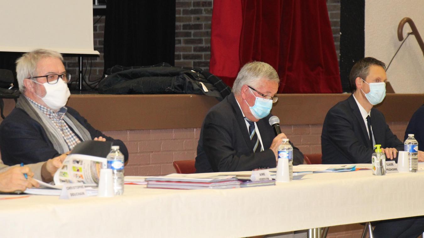 Le président de la CCDS a fait un point sur la situation sanitaire.