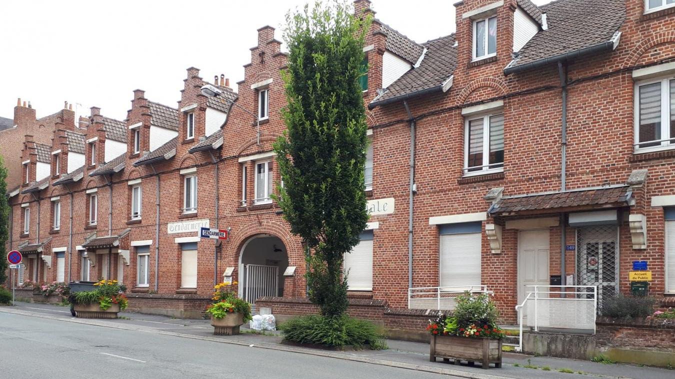 La caserne de gendarmerie de Bailleul est fermée au public jusque dimanche suite à des cas de Covid.
