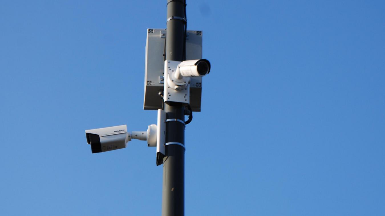 Les caméras installées dans le village permettront aussi de lutter contre les incivilités.  (Photo d'illustration)