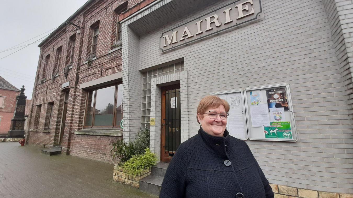 La maire a dû gérer la crise dès le lendemain de son élection.