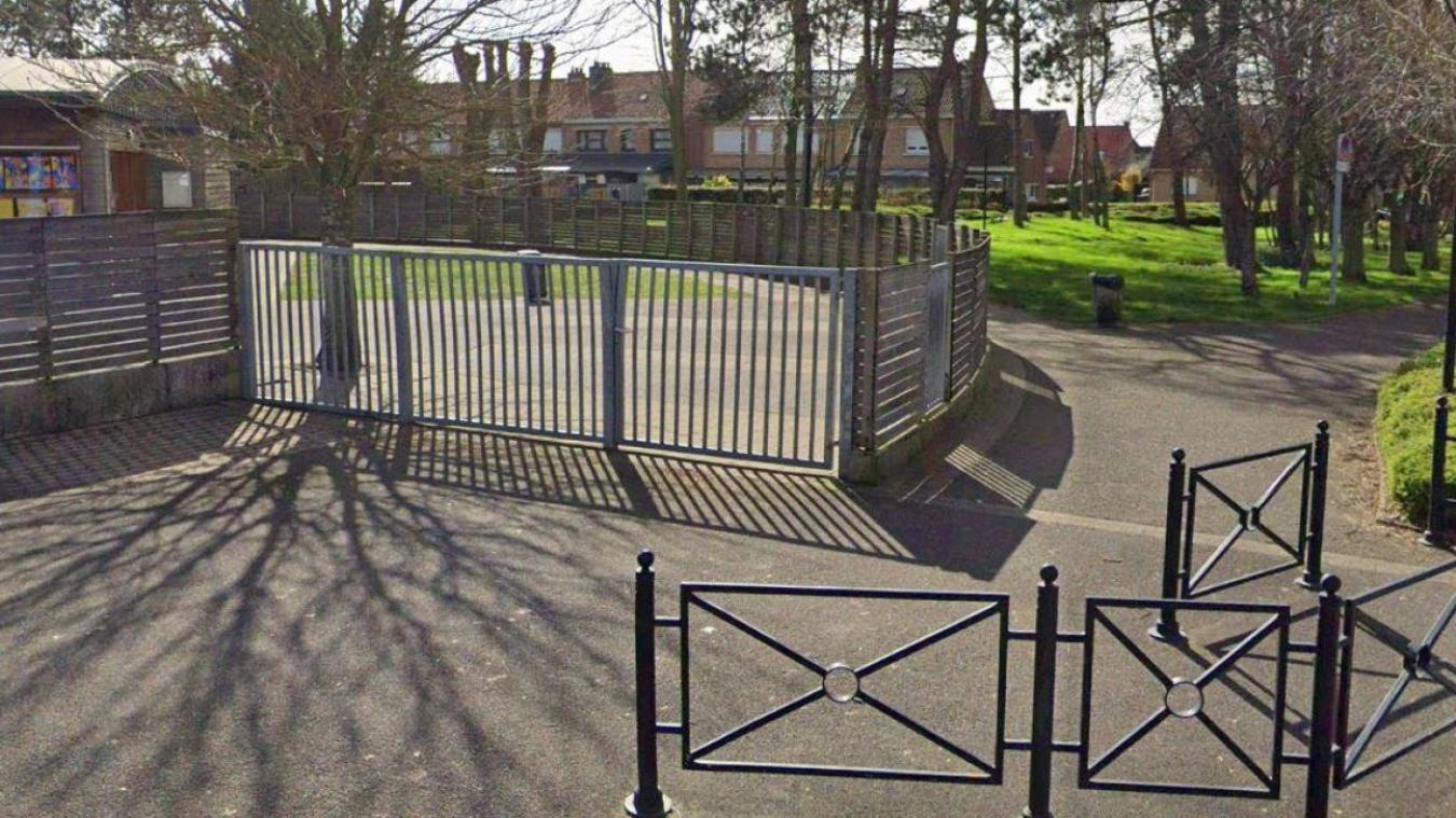 Des jeux vont être installés dans les écoles Brassens (secteur Degroote) et l'école Desoutter.