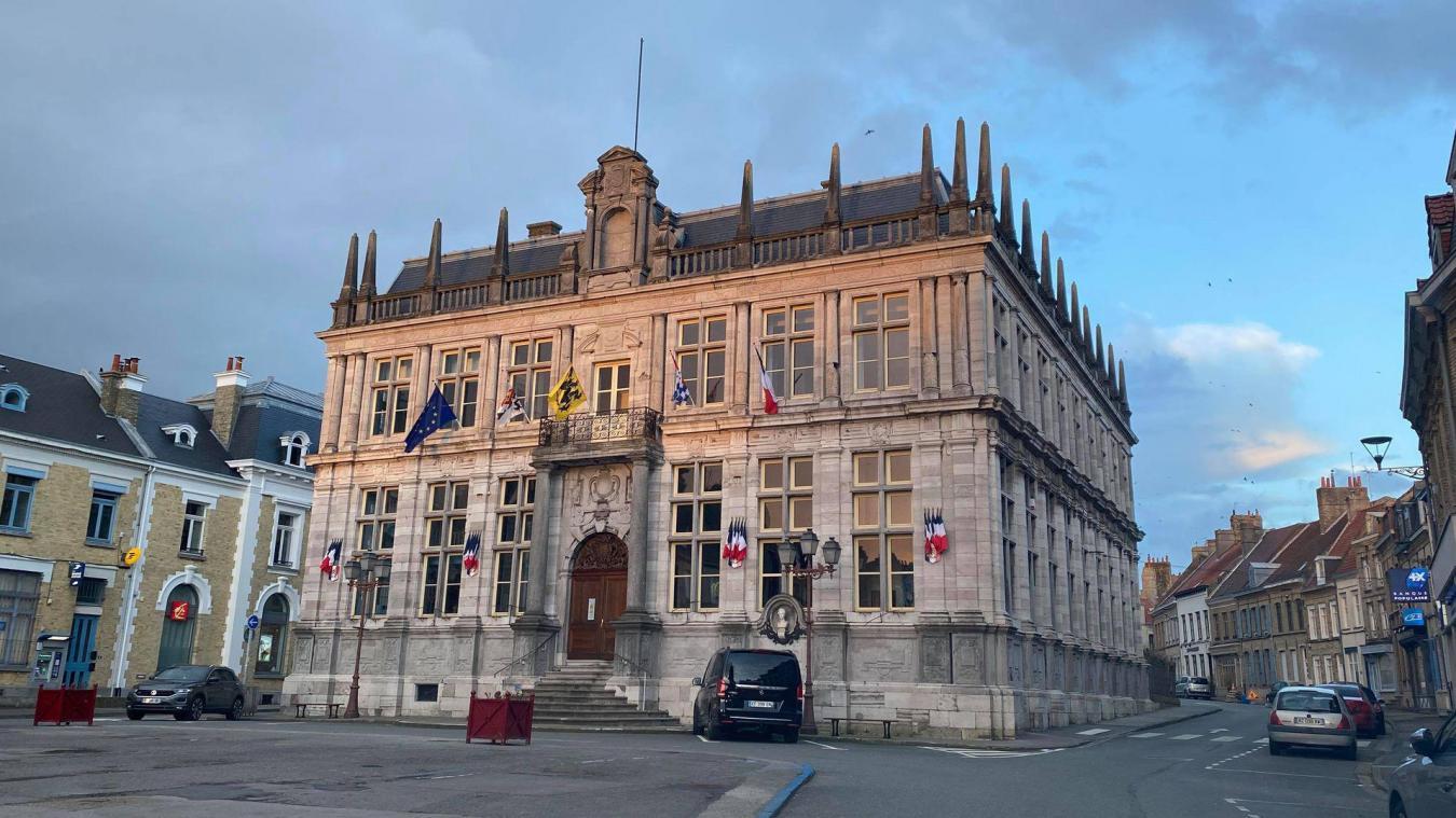 Ce bâtiment, datant de 1871, a subi le temps et est peu adapté à son utilisation actuelle.
