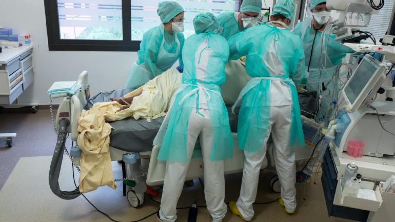 La tension hospitalière est très forte à Calais (Photo d'illustration).