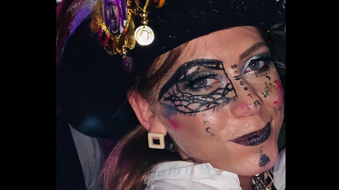 Passionnée par le carnaval, Vinciane est devenue vice-présidente des Peirates de Pitgam il y a trois ans.