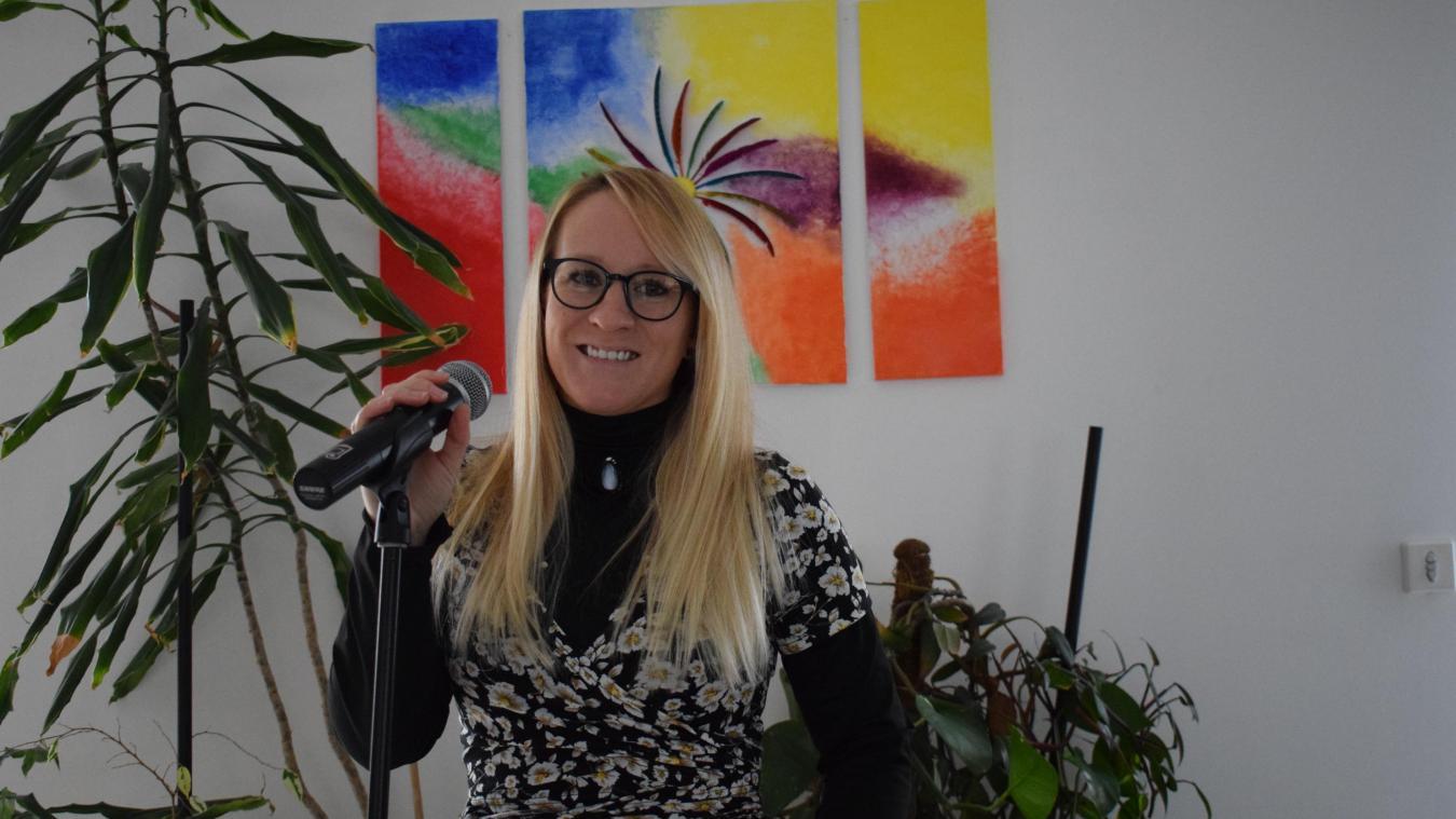 Chanter est une véritable passion pour Lucie, qui a touché le monde professionnel avec cette collaboration.