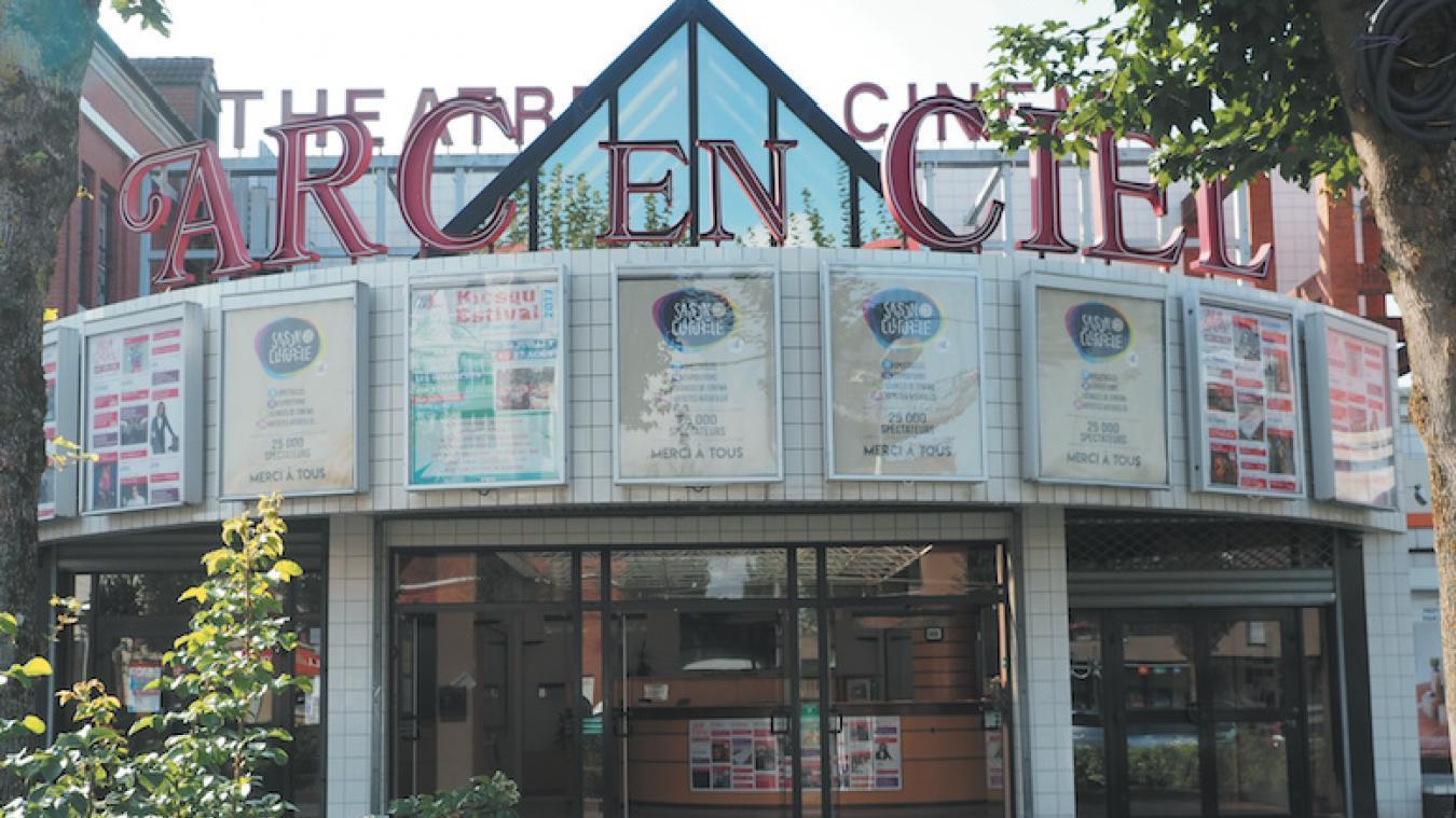 Le Théâtre-Cinéma Arc-en-Ciel doit adapter sa programmation.