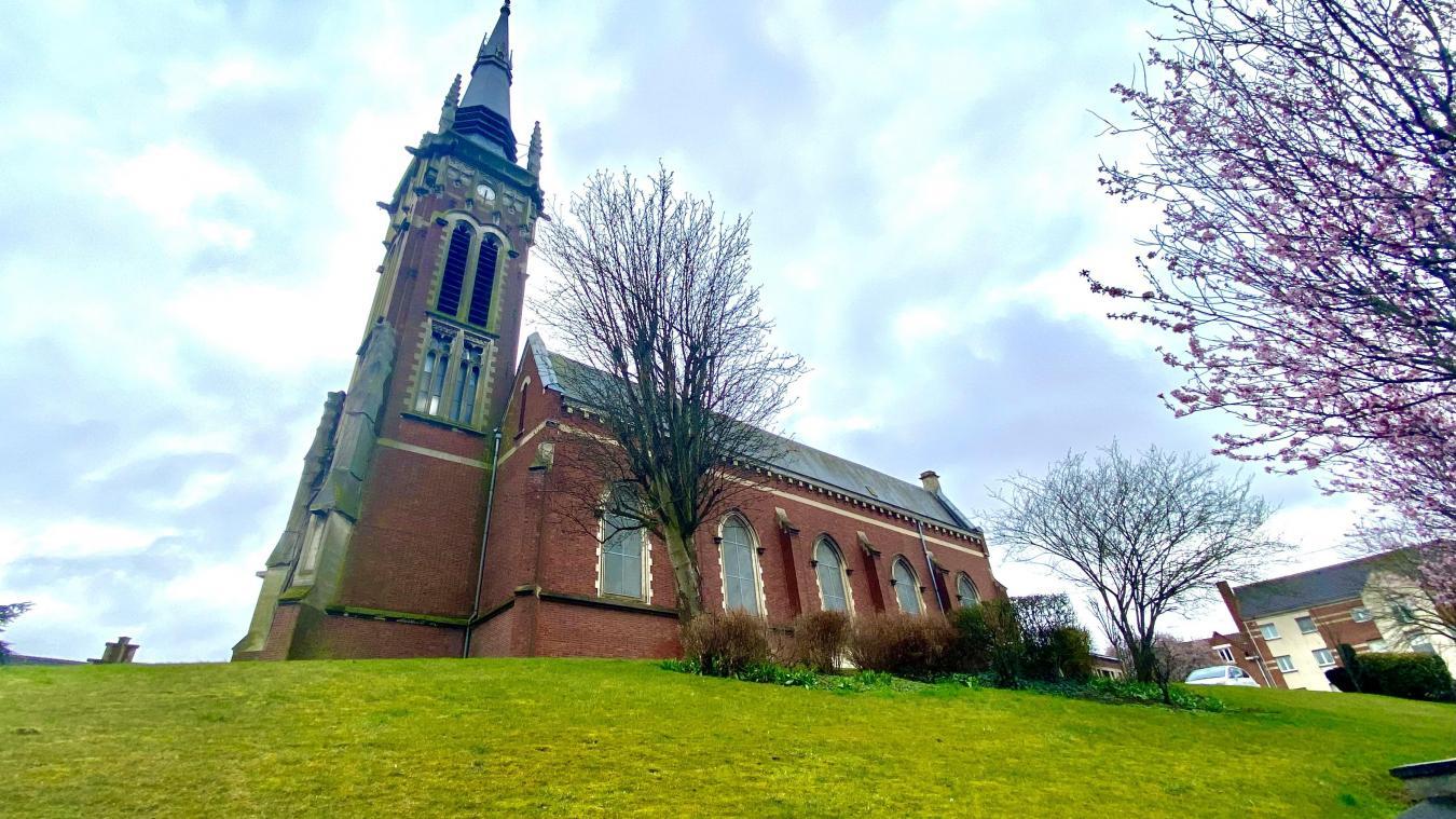 Le gros chantier de l'église Saint-Martin commencera l'année prochaine.