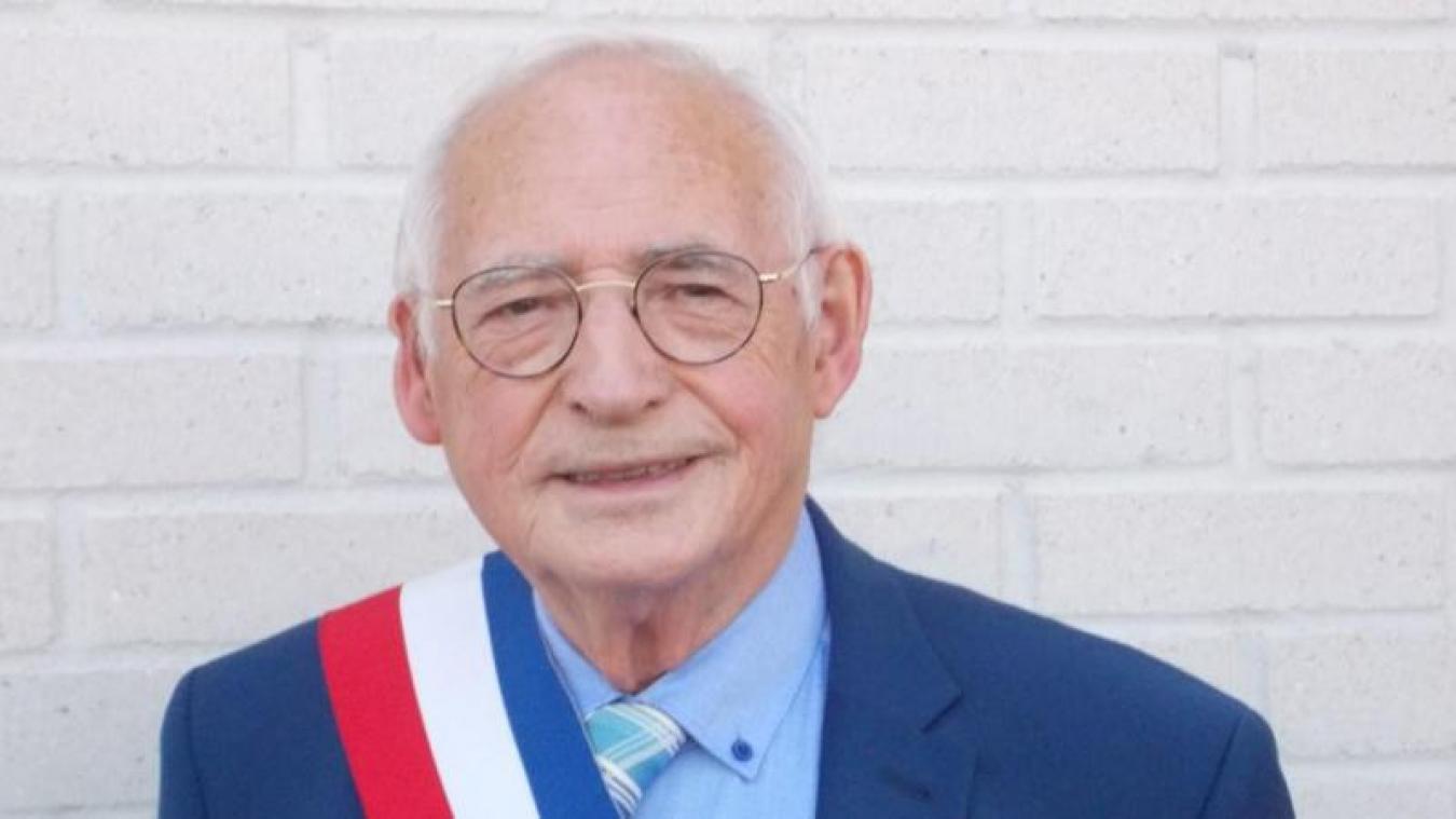Alain Chevalier est devenu maire de Thérouanne en mars 2001. Il y a 20 ans.