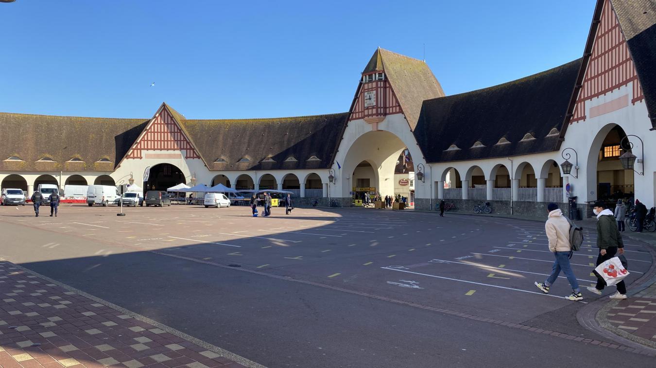 Les commerçants non alimentaires seront présents sur le marché ce jeudi 25 mars.