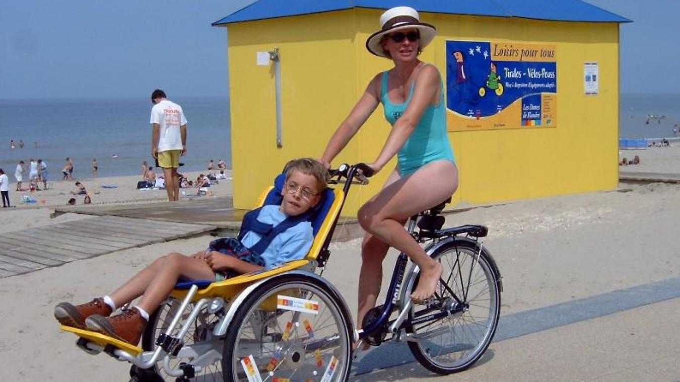 La Communauté urbaine de Dunkerque est reconnue comme ville inclusive et accessible aux personnes en situation de handicap par la marque nationale Destination pour tous.