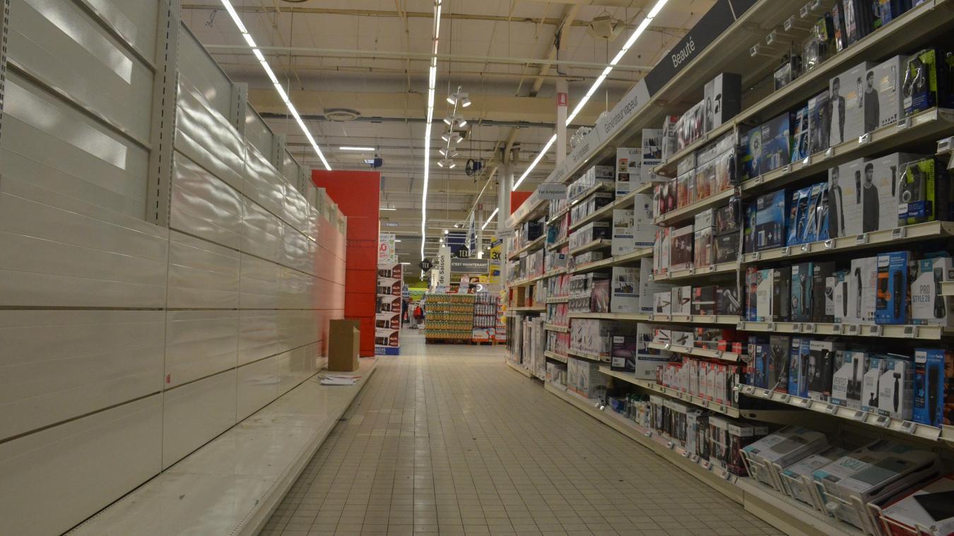 L'appel à la grève est lancé aux salariés des hypers, Carrefour Markets et entrepôts logistiques.