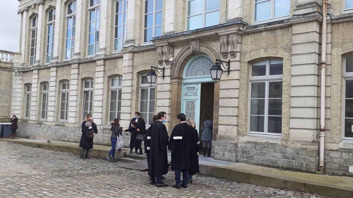 Le procès a eu lieu en Cour d'Assises de Saint-Omer du 18 au 23 mars.