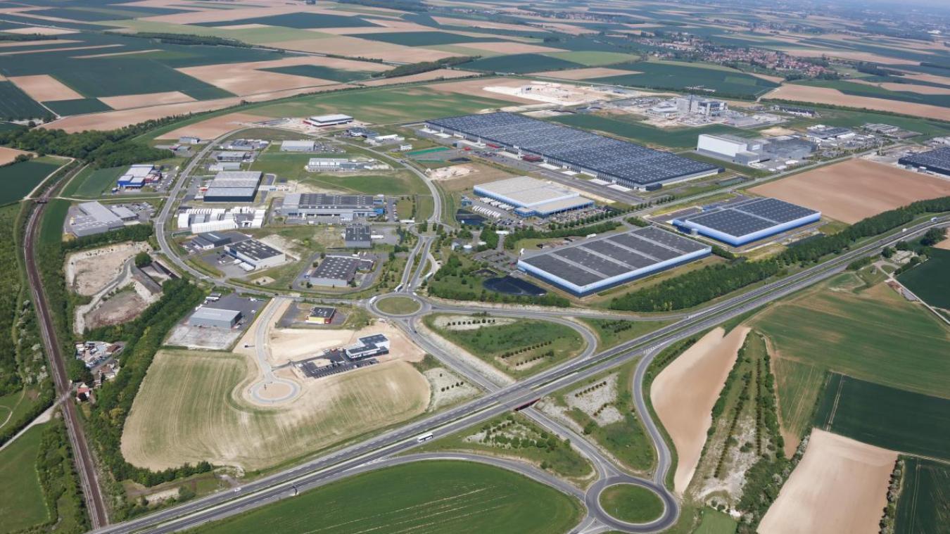 C'est sur la zone d'activités Actiparc, sur le territoire de la commune de Saint-Laurent-Blangy, que Cerelia va s'implanter. Communauté urbaine d'Arras