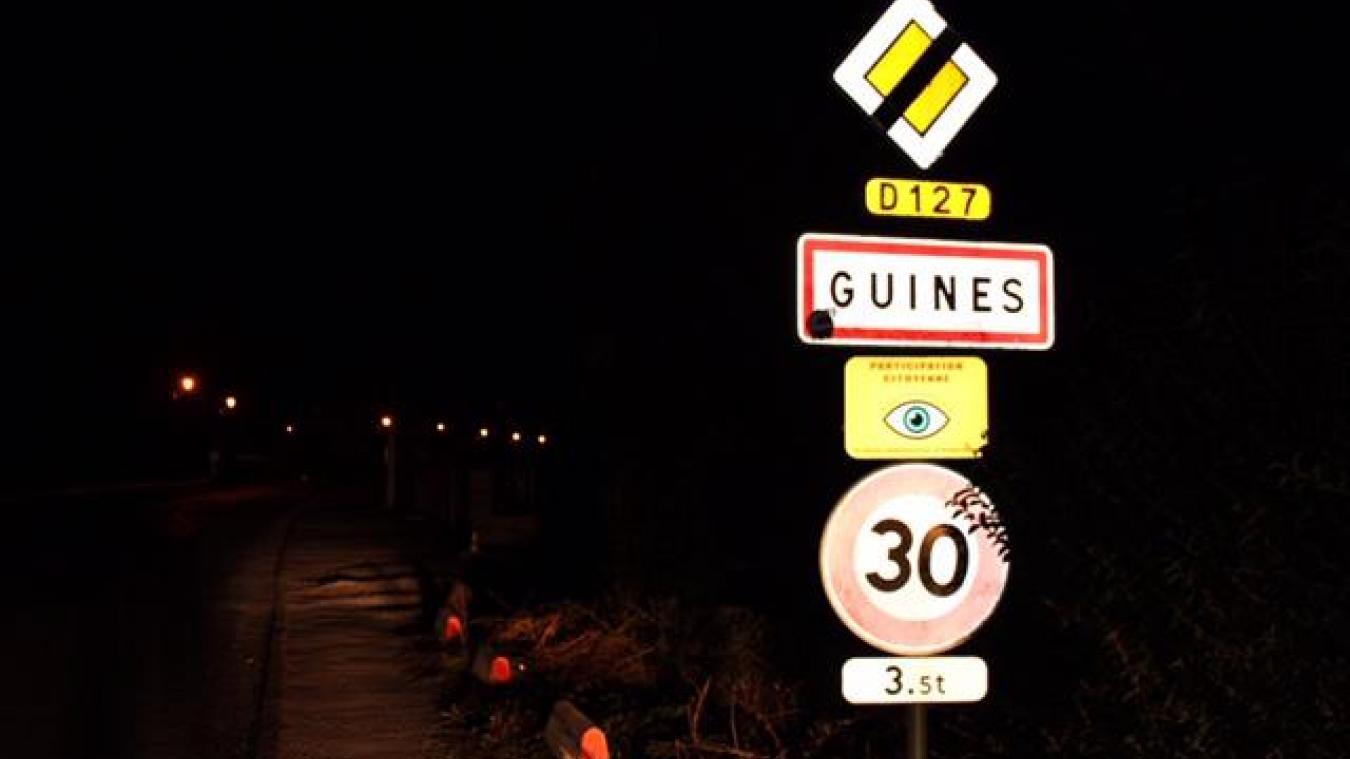 Les forces de l'ordre sont allées à l'aube, en début de semaine, interpeller le couple à Guînes.