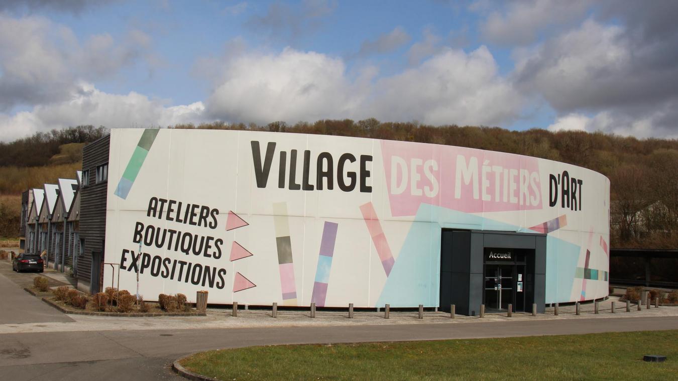 Longfossé : le site internet du Village des Métiers d'Art part en fumée