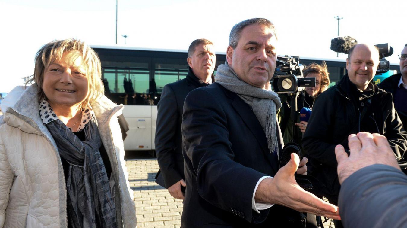 Xavier Bertrand peut-il être candidat à sa succession à la Région tout en étant candidat à la Présidentielle de 2022 ? Pour Natacha Bouchart, maire de Calais, il faut bien différencier les deux élections.
