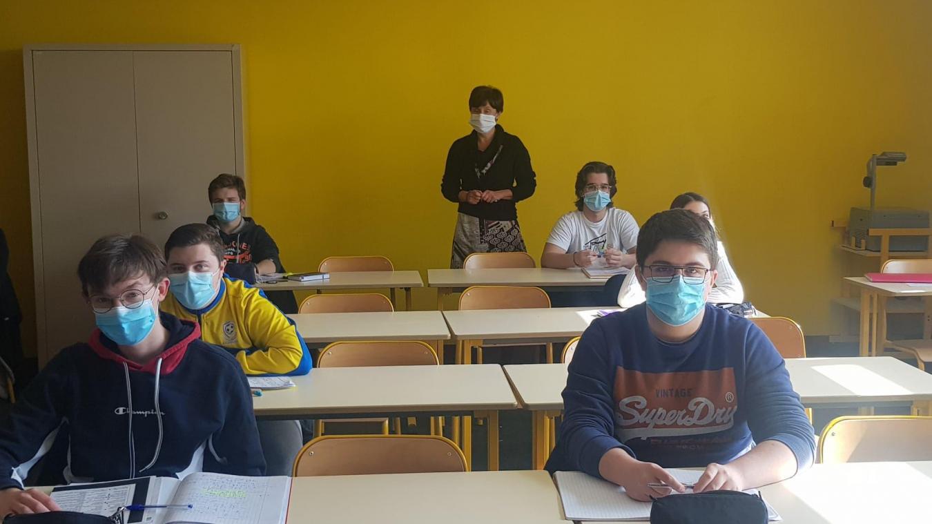 Les élèves du lycée Blaringhem se sont distingués aux dernières épreuves du baccalauréat général.